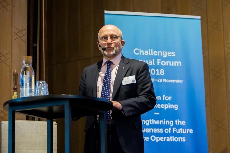 Co-host Mr. Sven-Eric Söder, Director-General of FBA